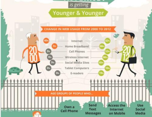 Infographic Critique: Internet Age